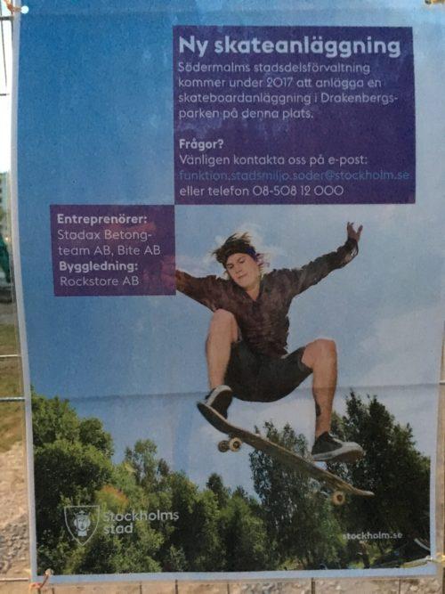 Tantolunden Skatepark